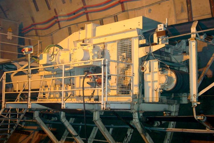 Конвейеры для тоннелей термометрии элеватора